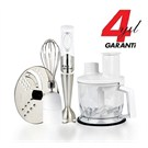 King P-996 Gourmet 700Watt Komple Blender Seti