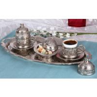In my 2 li Türk Kahve Seti Ve Lokumluk Gümüş