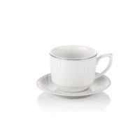 Noble Life 6 lı Platin Kahve Fincan Seti