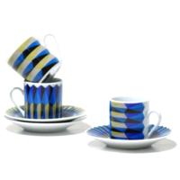 Dodo Destınatıons 6 Lı Çay Fincanı Seti Okınawa