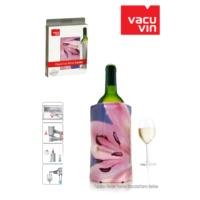 Vacu Vin Vacu Şarap Soğutucu Çiçek Desenli