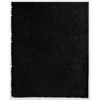İrya 2 Parça Micro Banyo Paspası - Clean Siyah