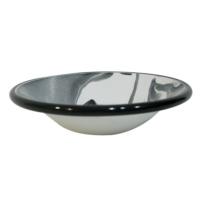 LunArt Emaye Marble Kase 17 Cm