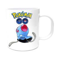 Pokemon Tasarımlı Kupa Bardak Tentacool
