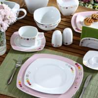 Pierre Cardin Point 44 Parça Premıum Porselen Kahvaltı Seti