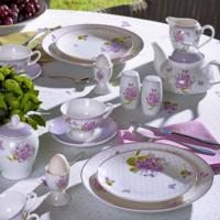 Pierre Cardin Violet Kahvaltı Seti