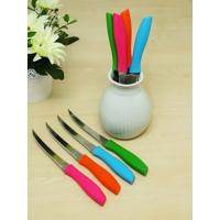 Kitchen Love Lazer Sebze-Meyve Bıçak-8 Adet
