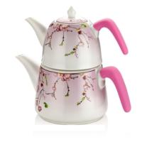 N976 Lovinya Porselen Çaydanlık