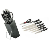 Elite Home Özel 8 Parça Standlı Bıçak Seti