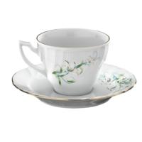 Kütahya Porselen Diana Çiçekli Çay Takımı