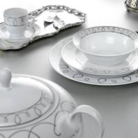 Kütahya Porselen Stella 5100 Desen Yemek Takımı