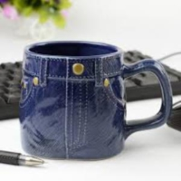 Original Boutique Jeans Cup Yeni Tasarımlı Porselen Kupa
