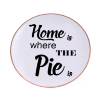 Gavia Motto Tabak-Home is Where The Pie is