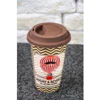 Lena Dekor Termos Kahve Bardağı\ Kupa 5,5 x 15 cm