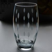 Paşabahçe 41020 Damla Dekor 12 Adet Barrel Su - Meşrubat Bardağı