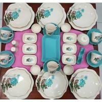 Keramika Gül Trend 40 prç Kahvaltı Takımı