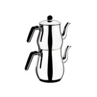 Kahramanlar Klasik Çaydanlık Takımı Midi