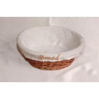 İkram Dünyası Ekmek Sepeti Yuvarlak 24 x 10