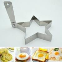Nomnom Yıldız Yumurta Omlet Ve Krep Pişirme Kalıbı