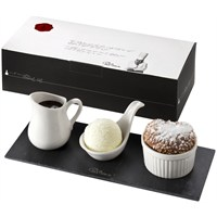 Paul Bocuse 11248500 Porselen Sufle Seti