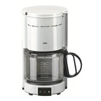 Braun KF47 Aromaster Classic Filtre Kahve Makinası Beyaz