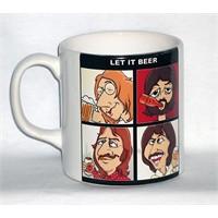 Köstebek The Beatles - Let It Beer Kupa