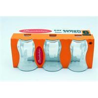 Paşabahçe Çay Bardağı 42021 Optikli 24 Adet