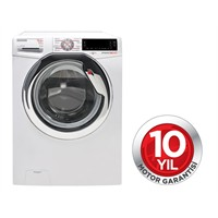 Hoover WDMT 4138AH A Enerji Sınıfı 13 Kg Yıkama 8 Kg Kurutma 1400 Devir Çamaşır Makinesi