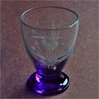 Başak 41011 Çın Çın 12 Adet (Mavi Frezya) Su-Meşrubat Bardaği
