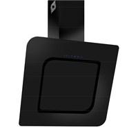 Kügerr D8 ' Dünyanın En Sessiz Davlumbazı' 60cm Siyah Cam Ankastre Davlumbaz