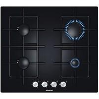 Siemens EP616PB81E 4 Gözü Gazlı Siyah Cam Ocak