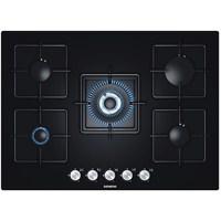 Siemens EP716QB11E 5 Gözü Gazlı Cam Ocak