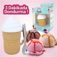 Dondurma Makinası