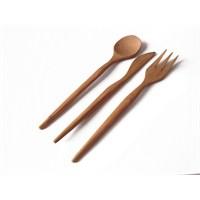 Bambum - Pierino - 18 Parça Çatal Kaşık Bıçak Seti