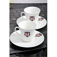 Royal Windsor Lisansli Porselen 2'Li Bjk Kahve Fincan Takımı