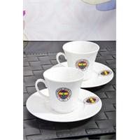 Royal Windsor Lisansli Porselen 2'Li Fb Kahve Fincan Takımı