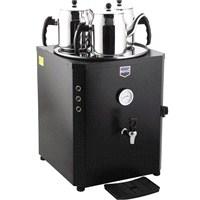 Remta Jumbo Tam Otomatik Çay Kazanı 3 Demlikli-Elektrikli