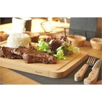 Bambum Talau Mix Steak Kesme Tahtası