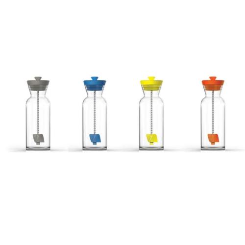 İkram Dünyası ZestGlass Paşabahçe Özel Tasarım Karıştırıcılı Mikser Sürahi