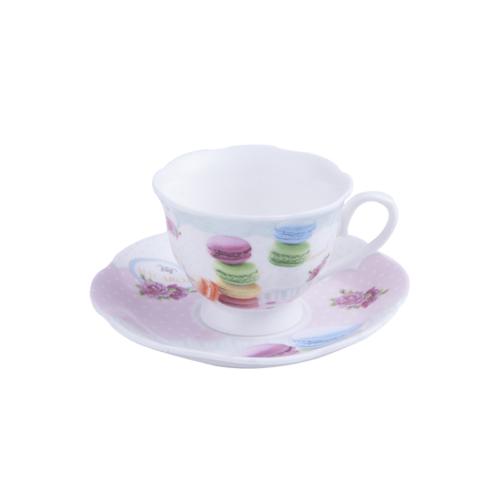 Biev 6 lı Kahve Fincan Seti