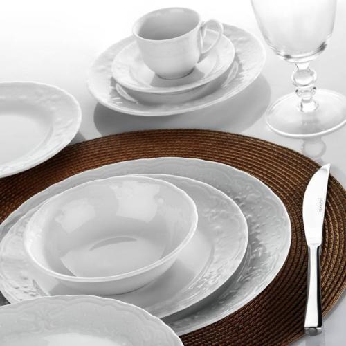 Kütahya Porselen Lalezar 83 Parça Yemek Takımı