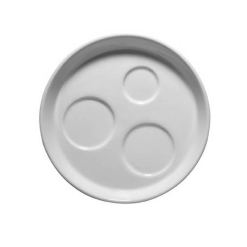 Kütahya Porselen Tuzluk Biberlik Tabağı
