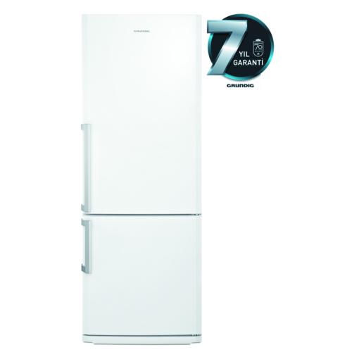 Grundig GKNE 4750 A+ 475 Lt Kombi Tipi NoFrost Buzdolabı