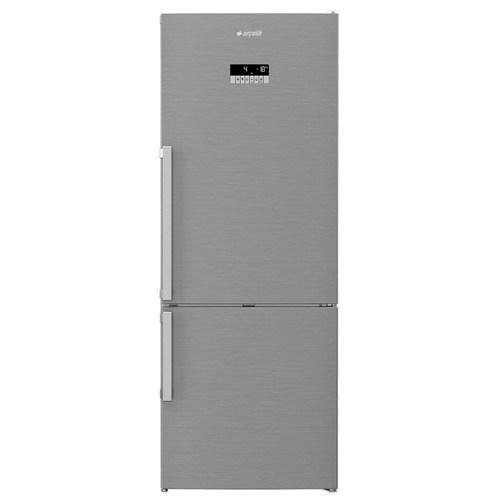 Arçelik 2498 CNIY A++ 520 Lt Inox Kombi Tipi Buzdolabı