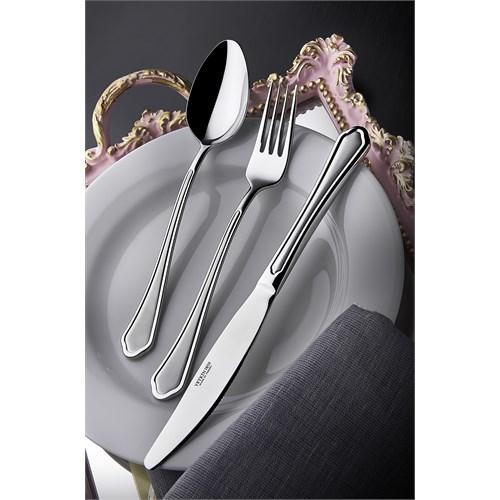 Yetkin Saray 12 Adet Yemek Çatalı - Saten
