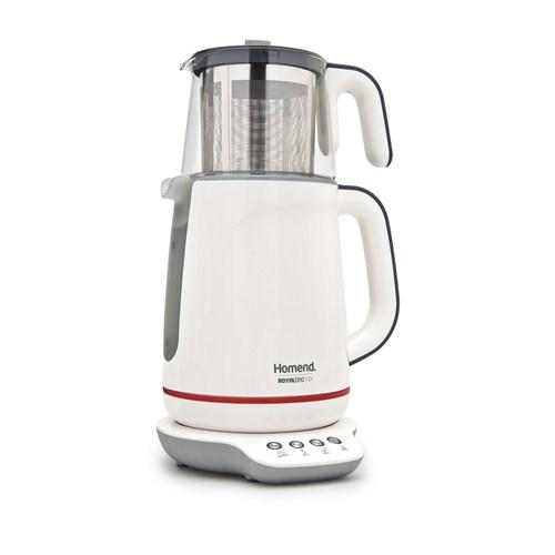 Homend 1701 Royaltea Konuşan Çay Makinesi