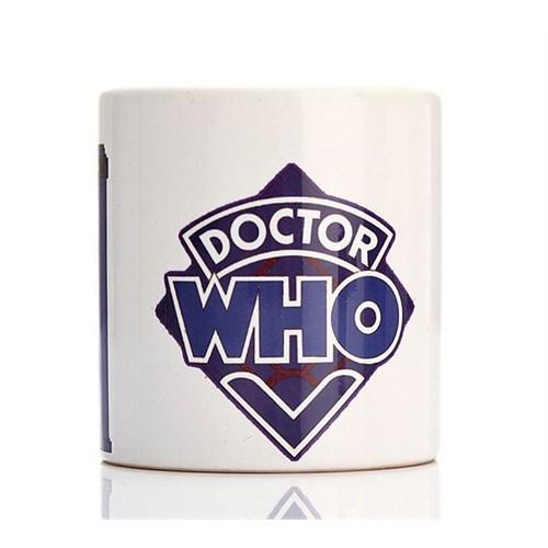 Köstebek Doctor Who Kupa