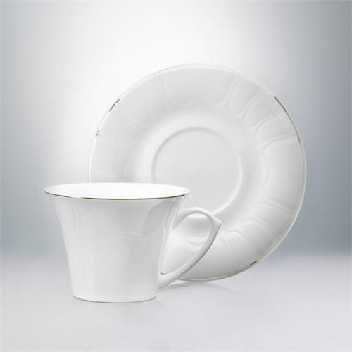 Emsan Kuğu Gold 6'Lı Çay Fincan Seti