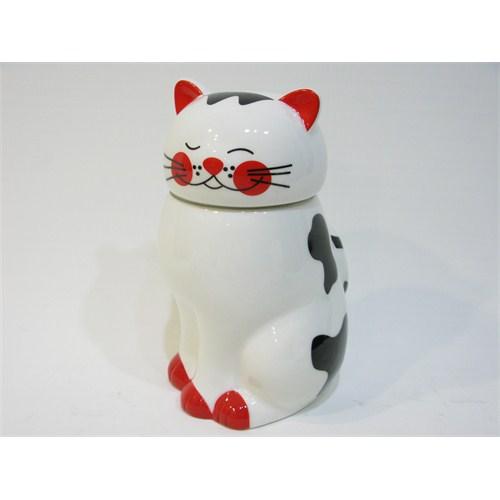 Cats By Luyano Çapkın Kediler Dişi Kedi Büyük Kavanoz