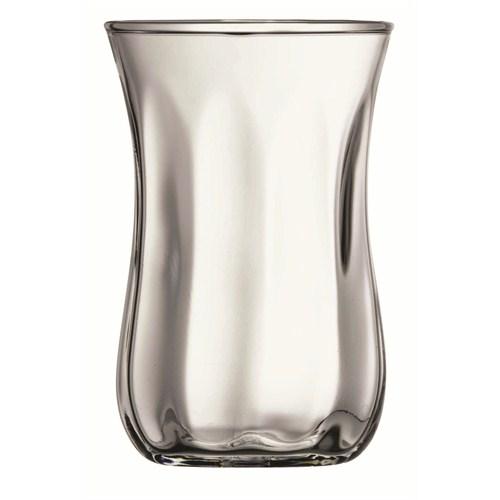 Paşabahçe 6'Lı Optikli Çay Bardağı